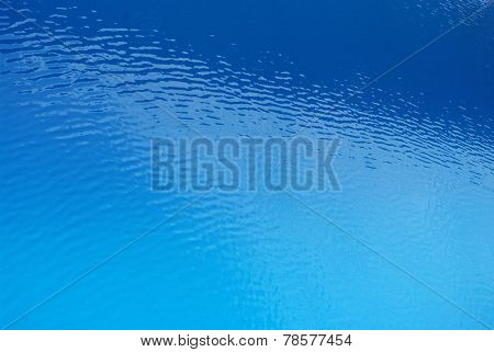 Water surface wave texture