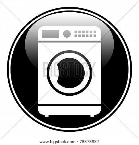Washing Machine Button