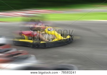 Speed Go Carting