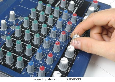 Tweaking Sound Board