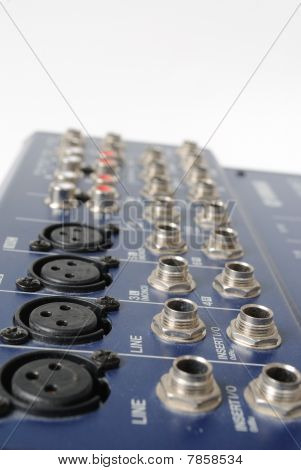 Inputs on Preamp