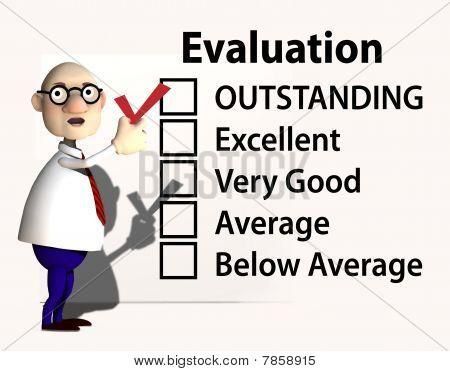 Boss Teacher Inspector Evaluation Performance Check