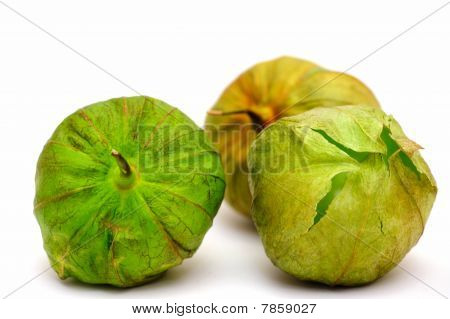 Tomatillo For Salsa Verde