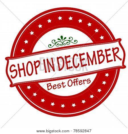 Shop In December