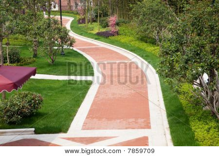 Quiet Garden