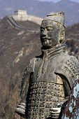 picture of qin dynasty  - Figures of Soldier and Horses Clay in China - JPG