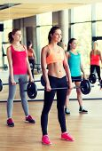 picture of barbell  - fitness - JPG