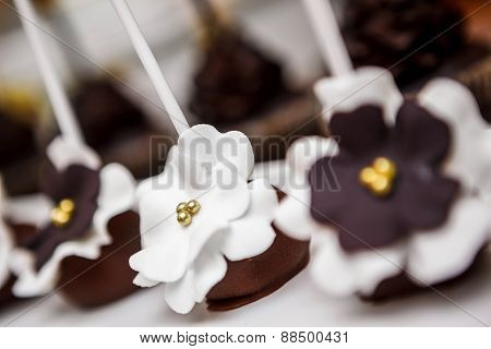 Brown Candy Bar