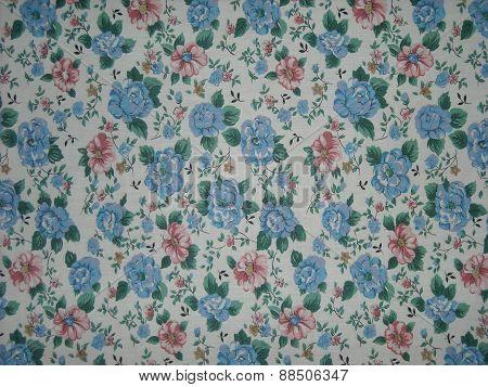 tablecloth vintage design