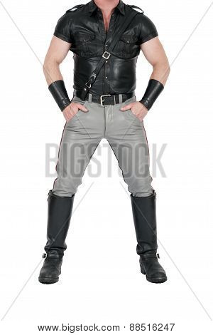 Fetish Leatherman