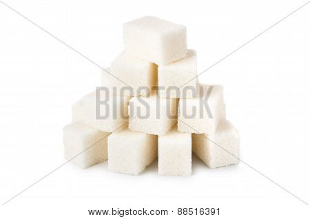 Heap Of Lumpy Sugar