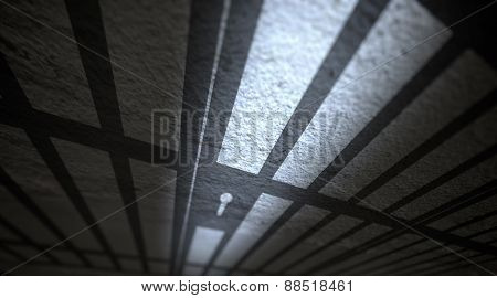 Jail Cells Shadows