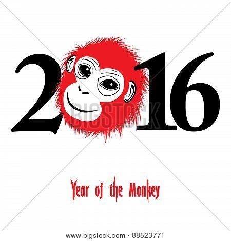 Chinese New Year 2016 (monkey Year)