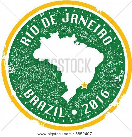 Rio de Janeiro Brazil 2016