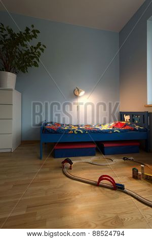 Beauty Bedroom For Boy