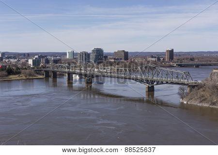 Alexandria Bridge, Ottawa - Ontario