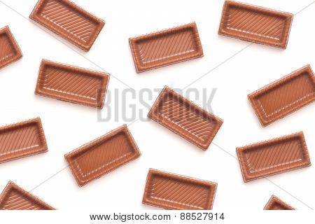 Chocolate Candy Pieces