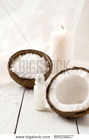 Coconut Spa Composition