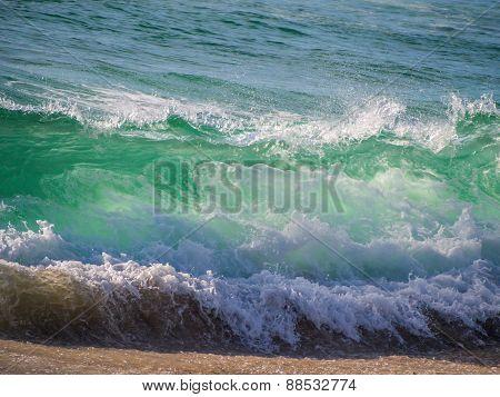 Wave & color