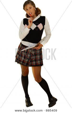 Female Student 2