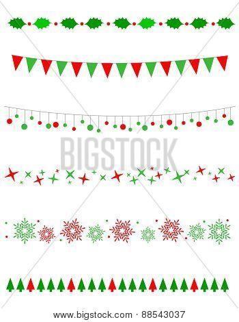 Christmas Border / Divider