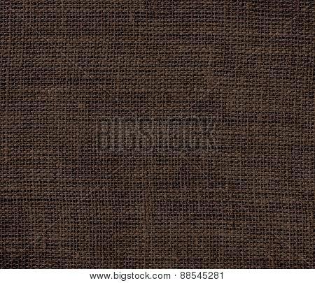 Burlap Bistre texture background