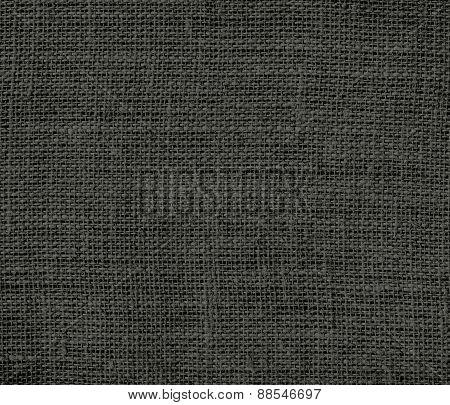 Burlap Black olive texture background