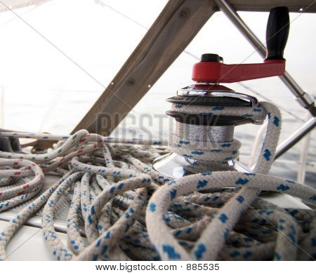 Sail & Crank