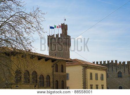 Tower of Arezzo