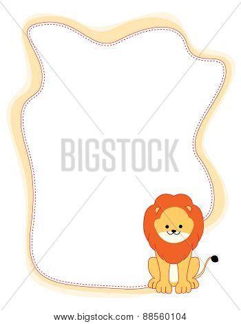 Lion Border / Frame