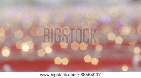 Magic Festive blury background
