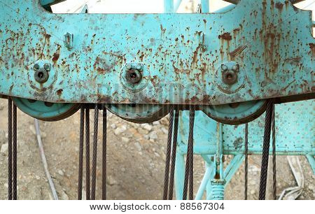 Construction Equipment Detail