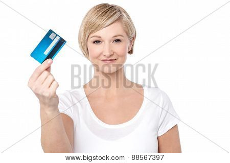 Credit Card, My Shopping Partner.