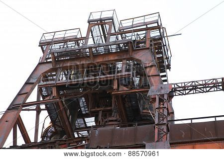 Old Metallurgical Plant