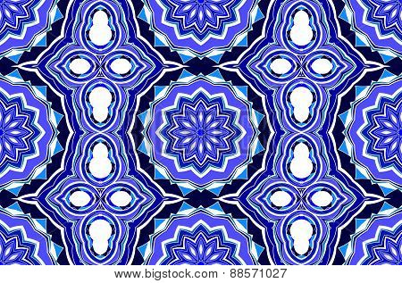 Abstract Ornament Background.