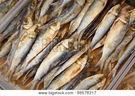 Dried Fish, Chinese Market
