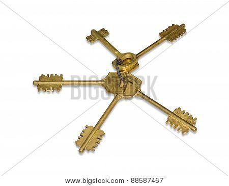Keys From Door Locks