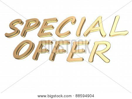 Three-dimensional Inscription Special Offer