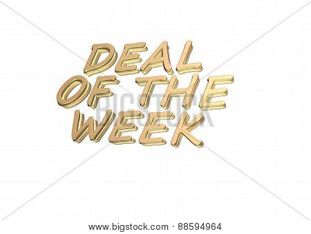 Three-dimensional Inscription Deal Of The Week