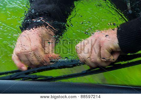 Repair Of The Car
