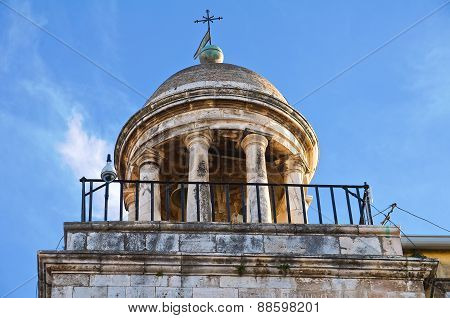 Clocktower. Conversano. Puglia. Italy.