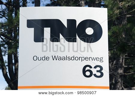 Tno Is A Dutch Organisation For Applied Scientific