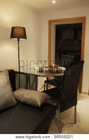 Small Dinning Table In Living Room