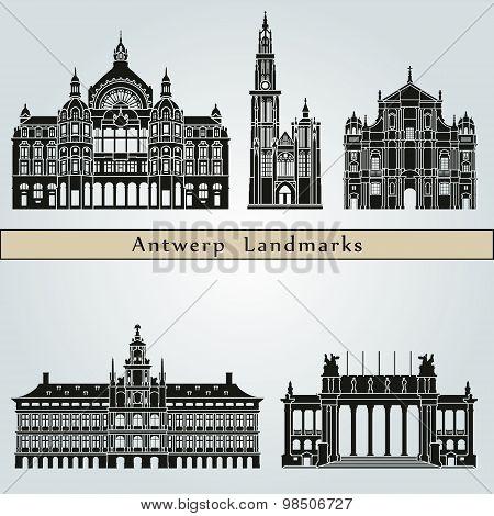 Antwerp Landmarks