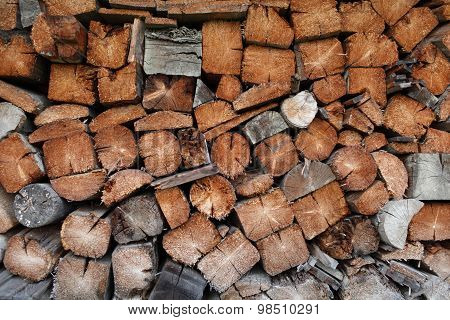 The Wood And Firewood