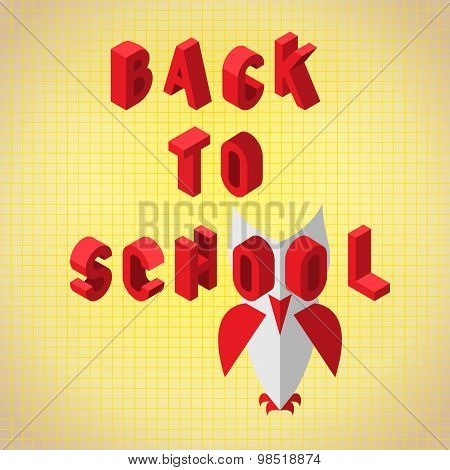 Back to school BG
