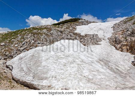 Glacier at Dachstein