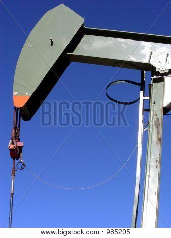 Pumping Oil