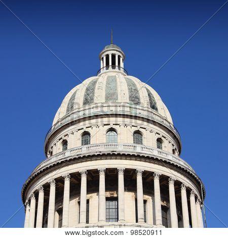 Havana - Capitol Building