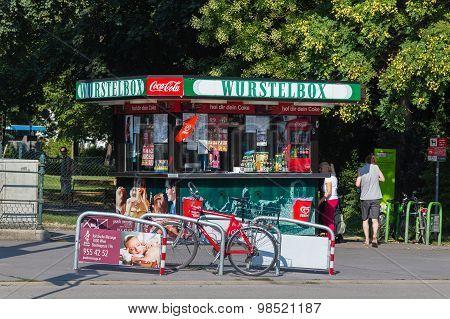 Wurstelbox In Vienna